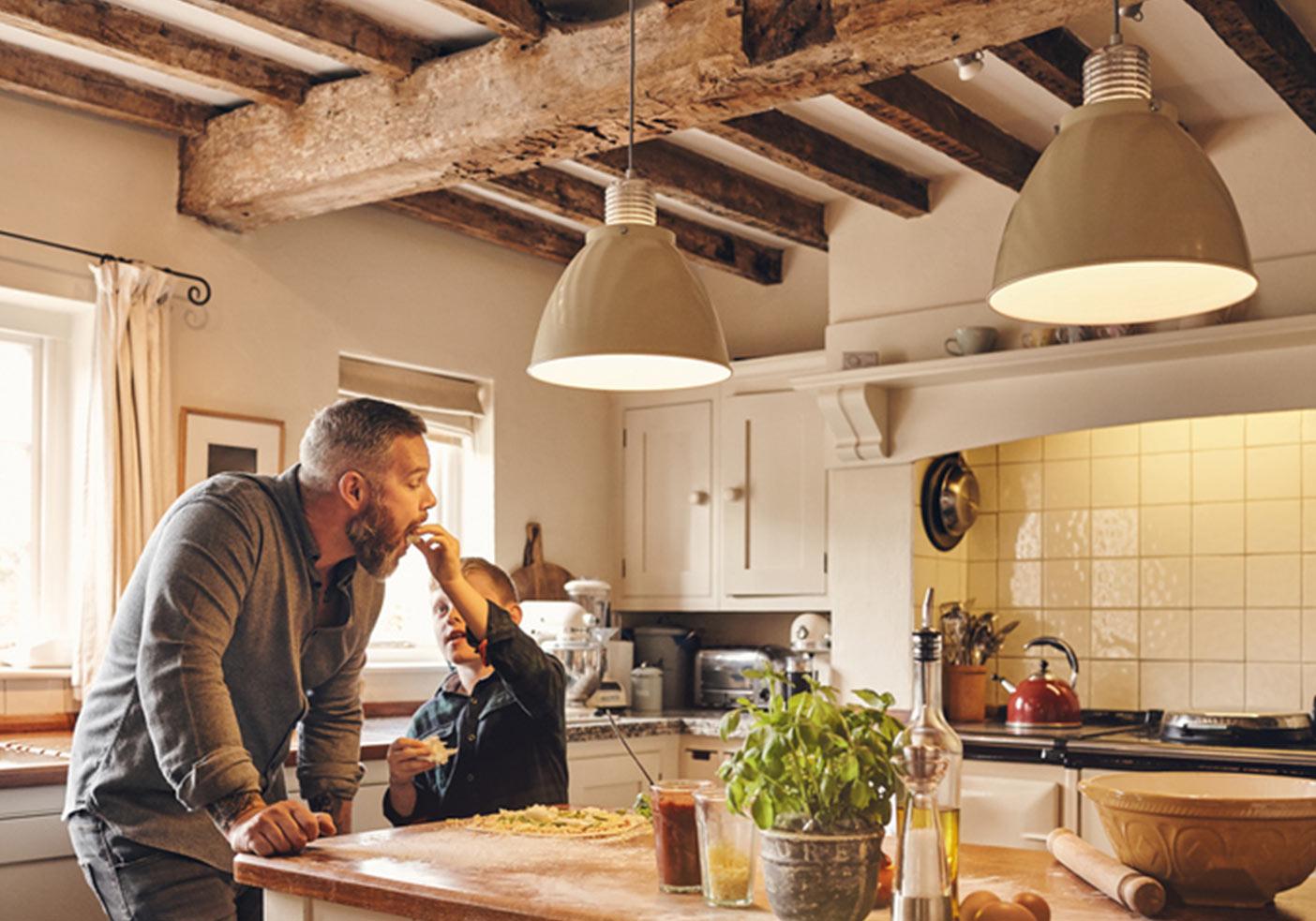Pizzagenuss für Zuhause